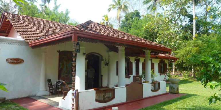 Antique house in tranquil area-2