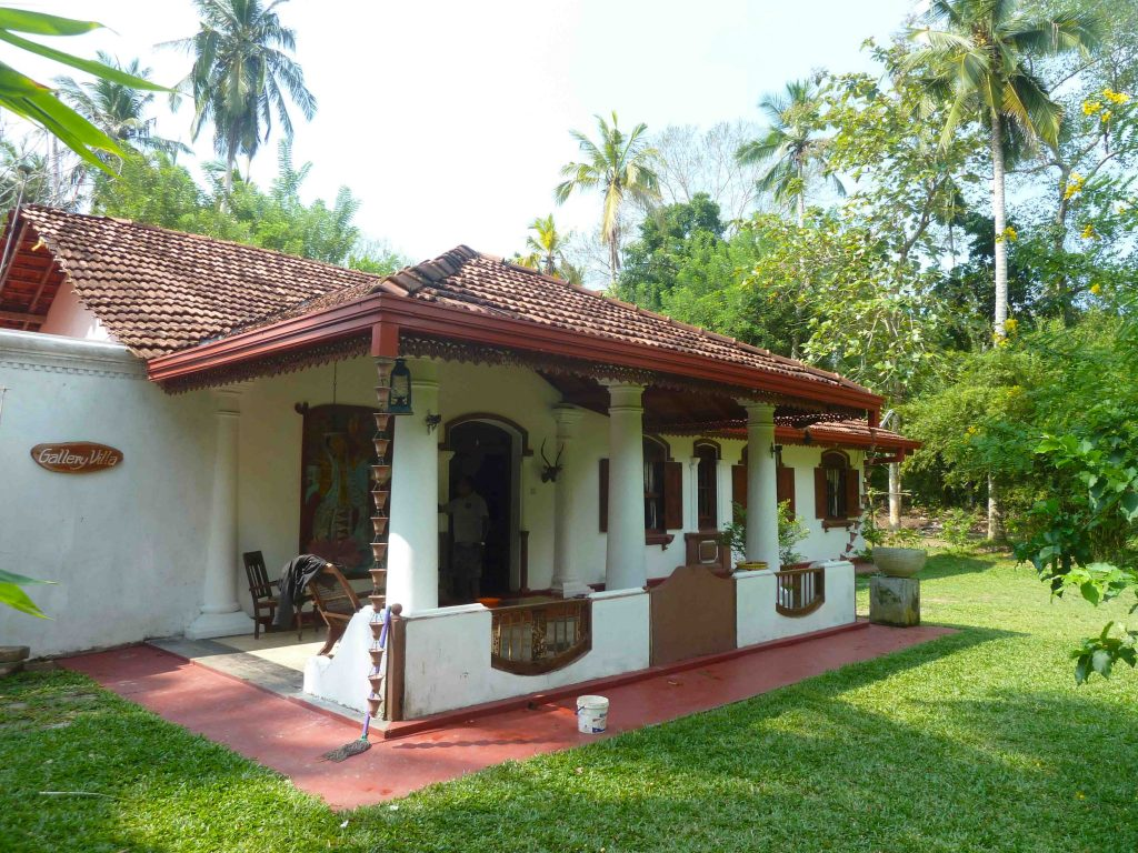 antique house in tranquil area south sri lanka property