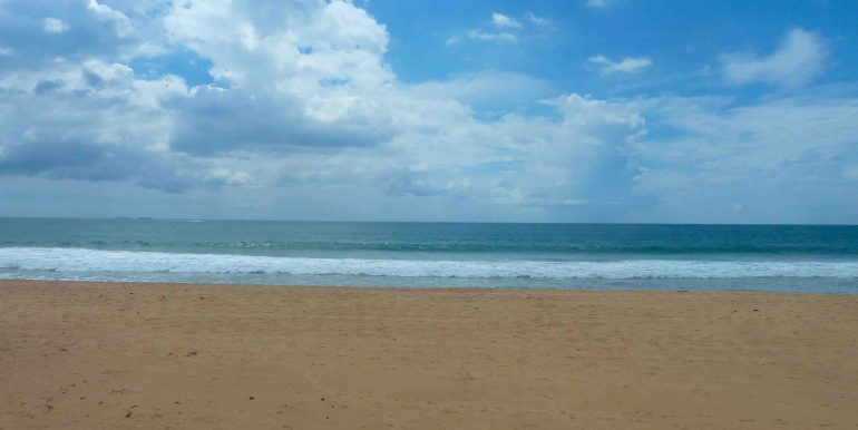 Beach land very close to famous touristic area-2