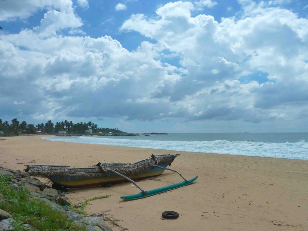 Beach land very close to famous touristic area