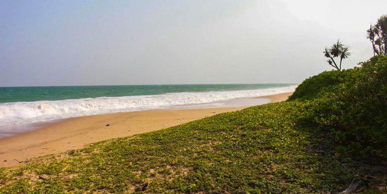 Perfect Beach Plot with Lagoon Views-5-5