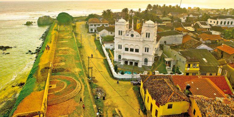 Galle Fort-Sri Lanka