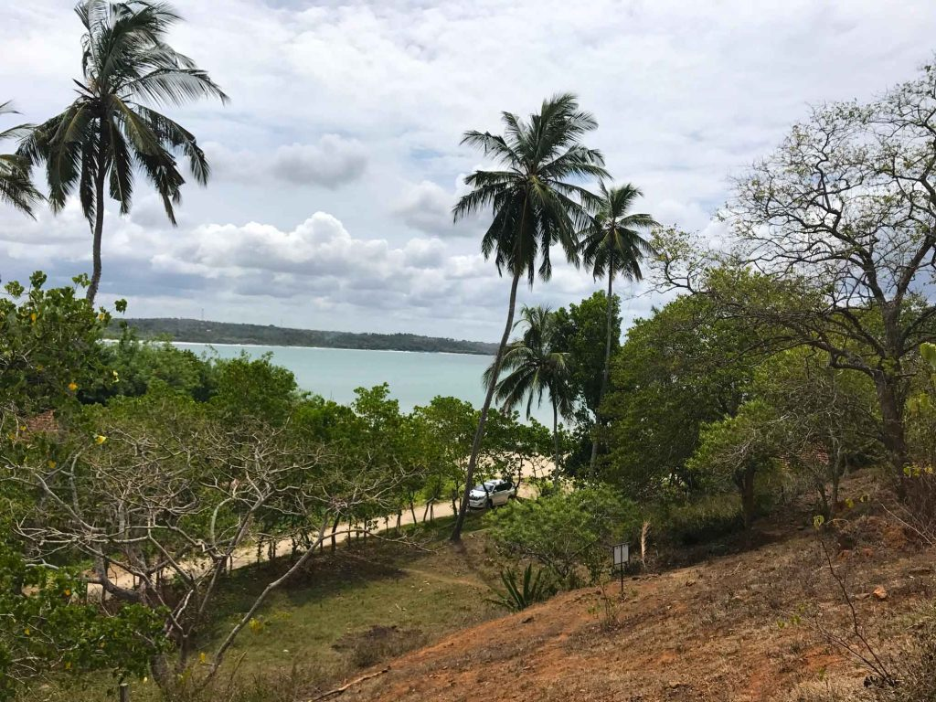 Fantastic Sea View Plot with The Best Possible Neighbor
