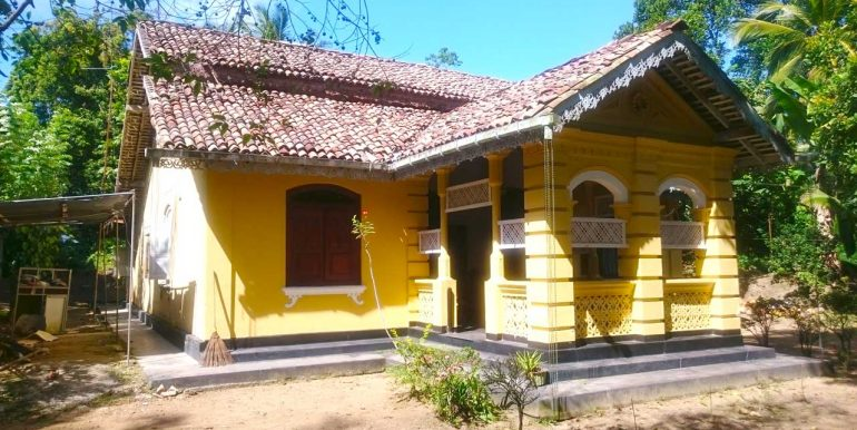 Pretty Colonial House among Paddy Fields-2