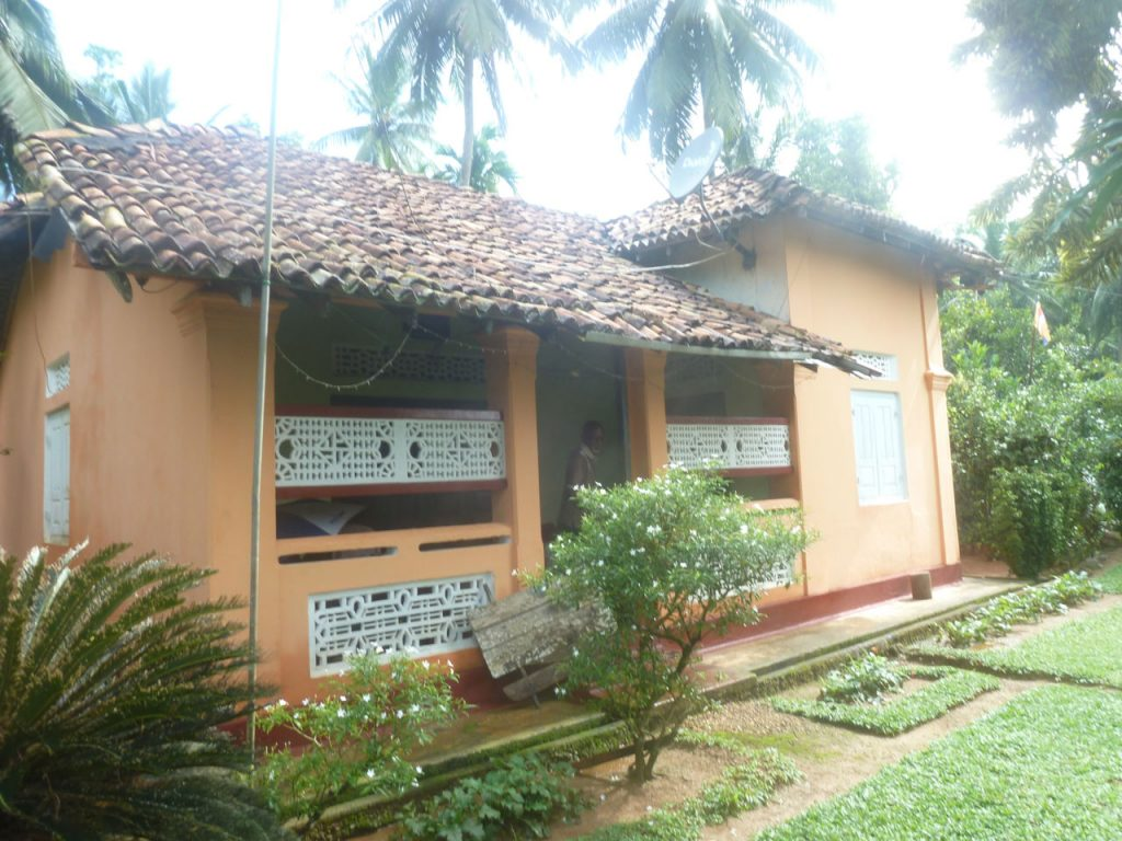 Antique House with Attractive Paddy View