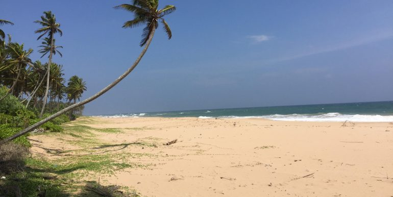 Rare opportunity to Acquire a Small plot on a Perfect Beach-1