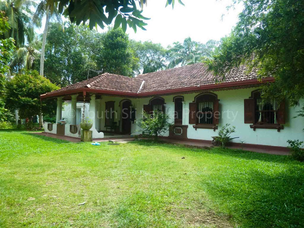 Antique House with Large Garden