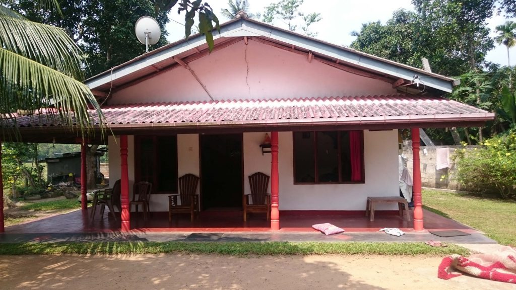Nice House with the Superb Paddy View - South Sri Lanka Property