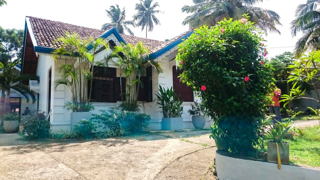 Stunning Colonial Villa with Swimming Pool and Large Garden