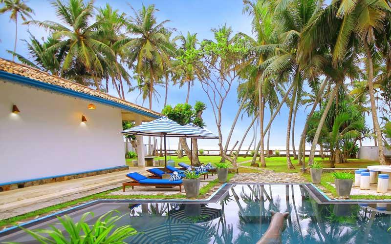 Posh Thalpe Beach Villa
