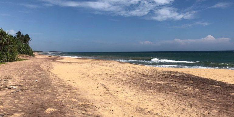 Unspoiled Beach Land Plot-4