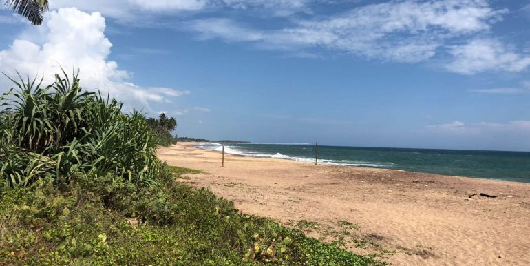 Unspoiled Beach Land Plot-8