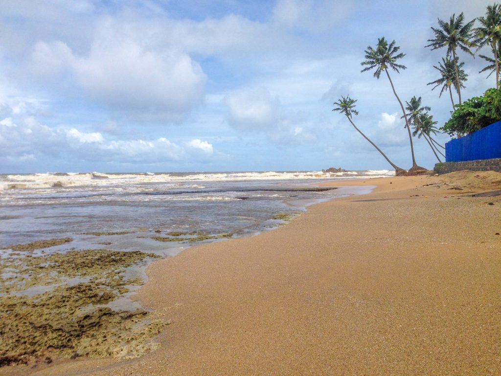 Quintessential Beach Plot near Galle