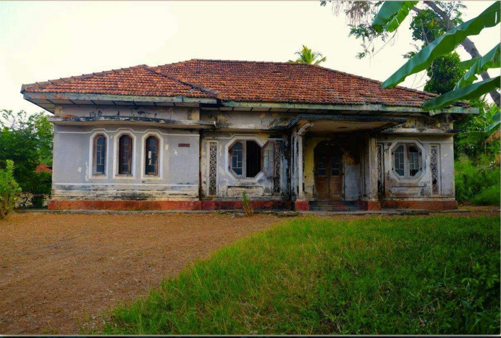 Budget colonial House in Famous Weligama