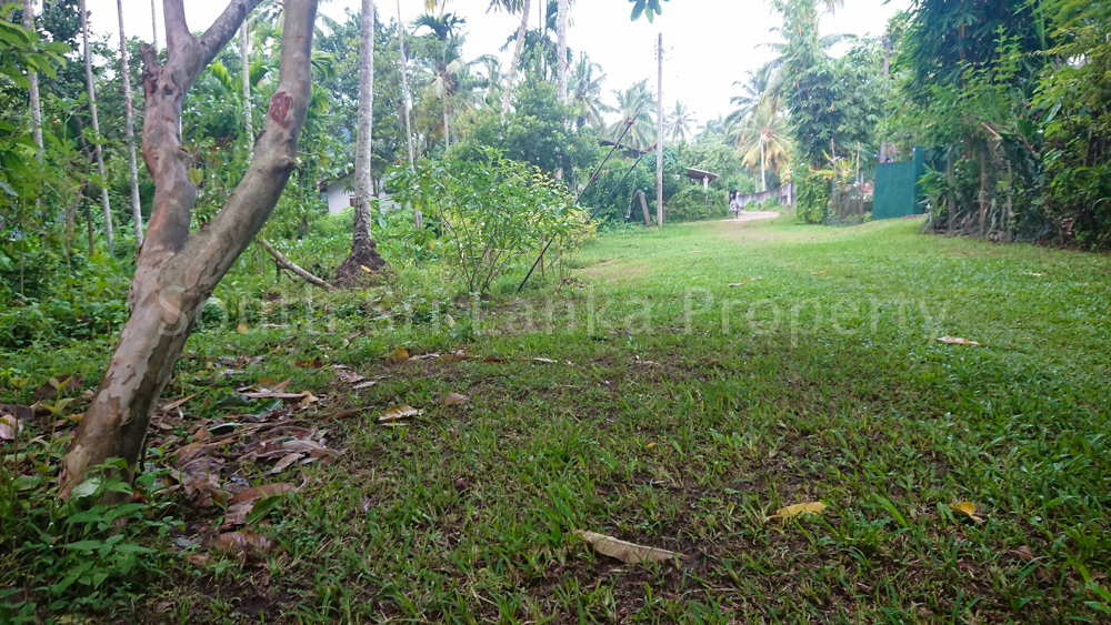 Well Priced Land Close to the Beach