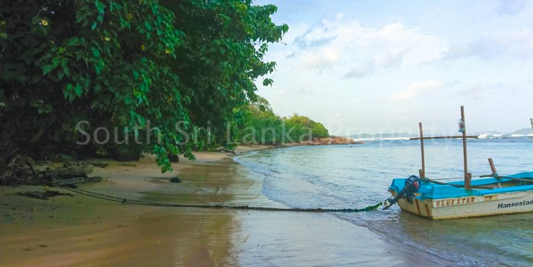 Perfect Beach Plot in Popular Welligama (1 of 2)