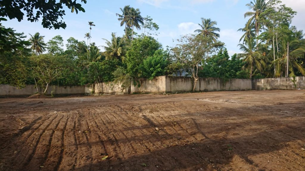 Valuable land in Superb location