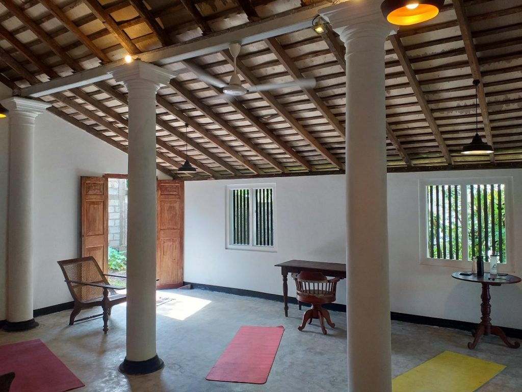 Charming Colonial House in Popular Ahangama. Close to the Beach