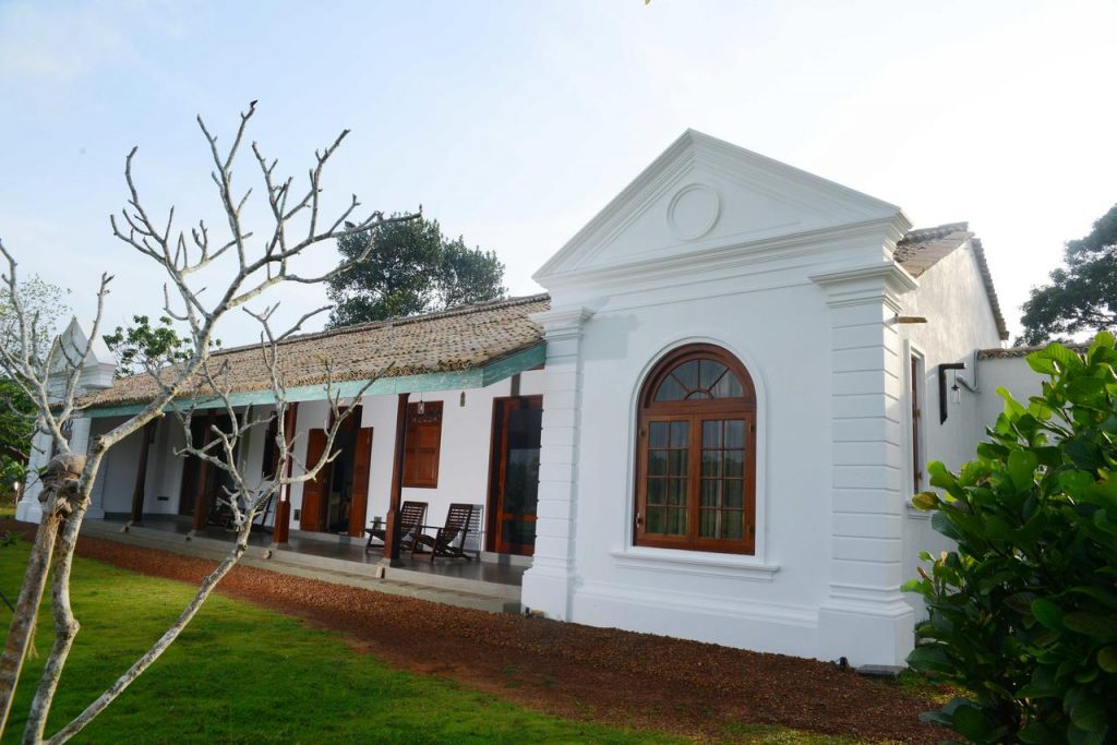 Newly Built Villa in Heritage Style