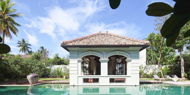 Boutique Villa, Ahangama. Architect; Sudesh Nanayakkara