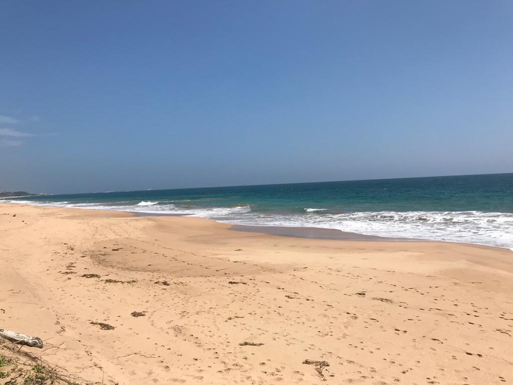 Fantastic Beach Front Plot in Kohandamodara for a Serious Developer