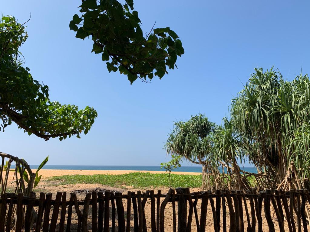 Beach property for immediate sale