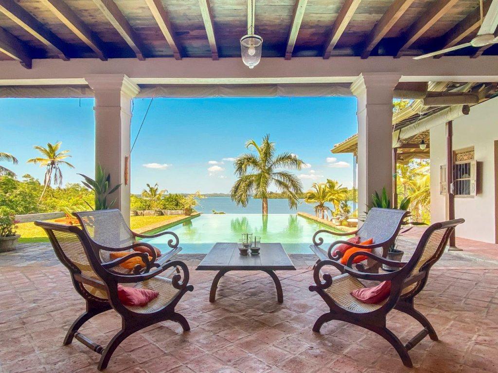 Lake Front luxury Villa