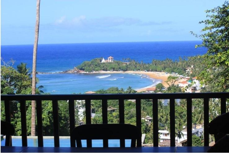 Luxury Sea View Villa on Massive Plot
