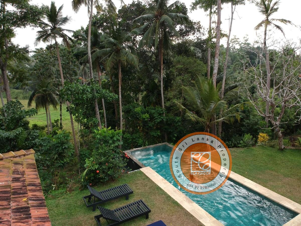 Superb Renovated Colonial Villa with Infinity Pool